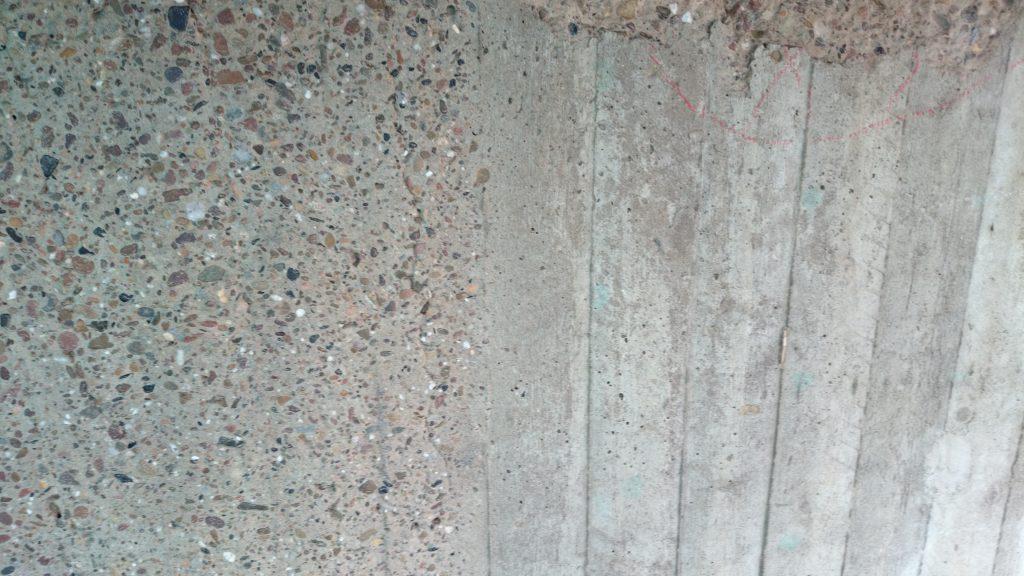 Hotze-OGT-Aufrauhen von Beton mit Wasserhöchstdruck 2.500 Bar