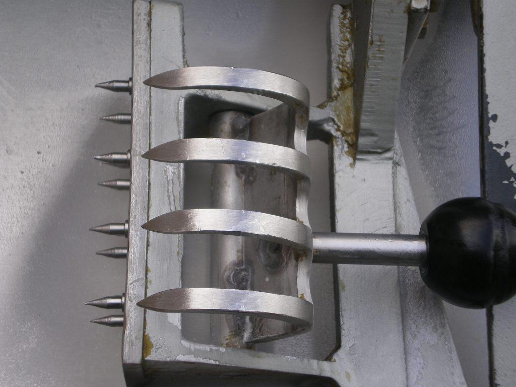 Hotze-OGT-Eisstrahlen von Bäckereiwerkzeugen
