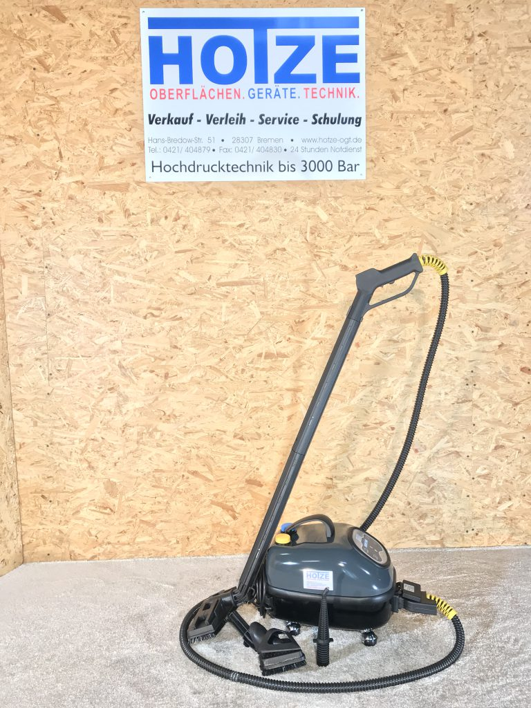 Hotze-OGT-Dampreiniger für kleine Einsätze 220 Volt 3 KW