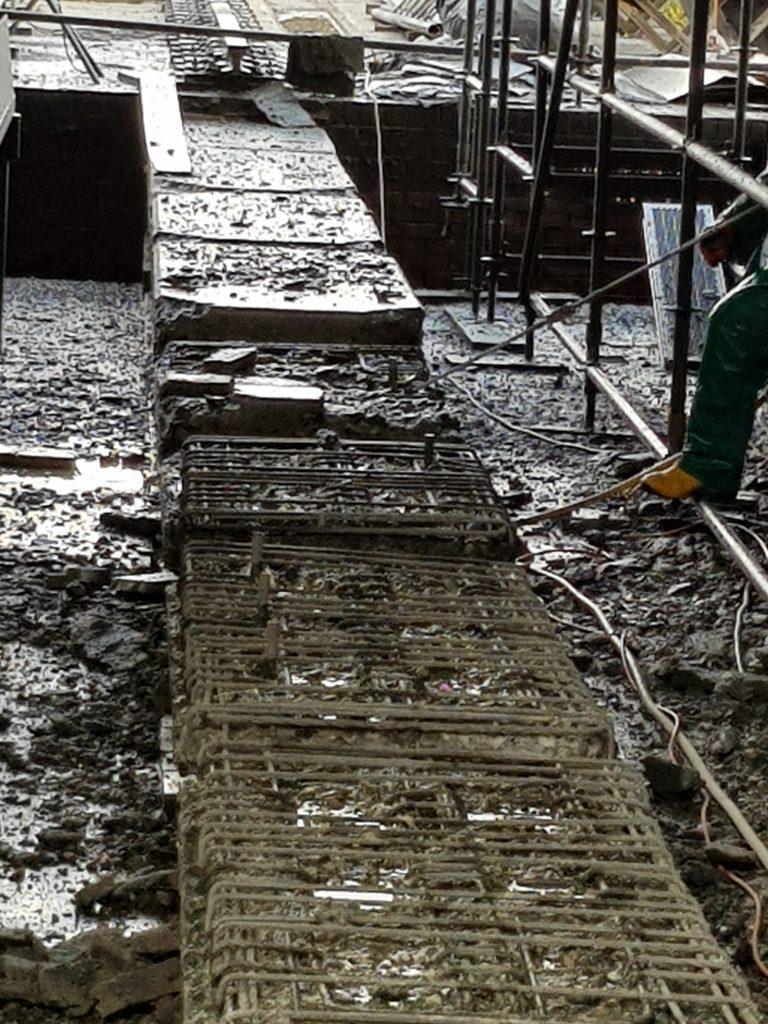 Hotze-OGT-Betontiefenabtrag 20cm bis 30cm tief