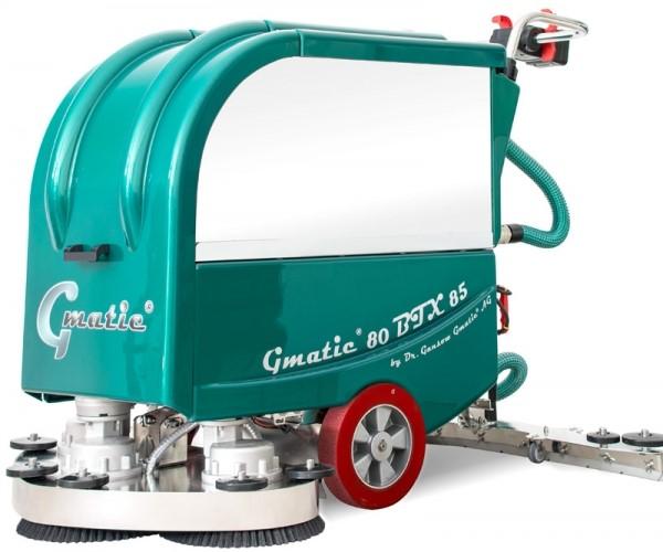 Hotze-OGT-Gmatic 80 BTX85 Batterie getriebene  Scheuersaugmaschine der Oberklasse