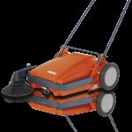Hotze-OGT-Hako Kehrmaschine  Sweepmaster M 600