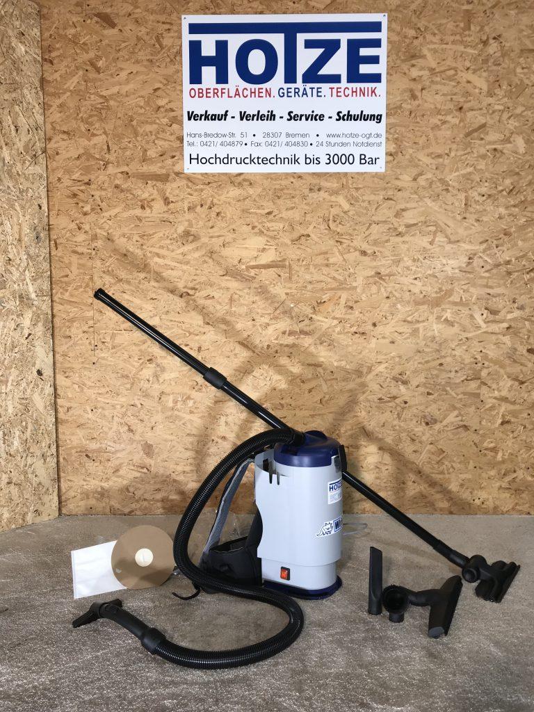 Hotze-OGT-Rucksacksauger W1 220 Volt