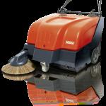 Hotze-OGT-Hako Kehrmaschine Sweepmaster B-P 800
