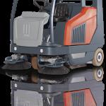 Hotze-OGT-Hako Kehrmaschine Sweepmaster B-P-D 1500R-H