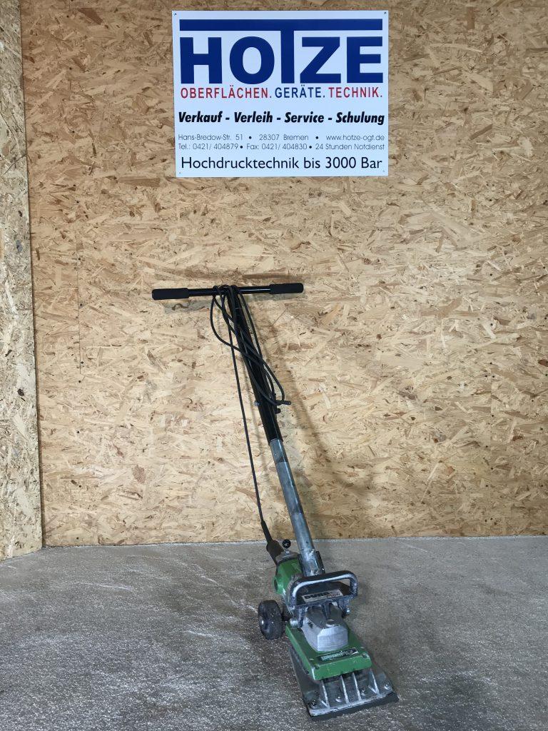 Hotze-OGT-Teppichstripper zum entfernen von Teppichbelägen