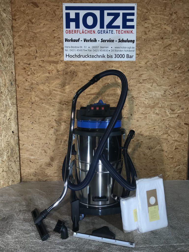 Hotze-OGT- Allzwecksauger STBL Industriesauger 50 Liter 220 Volt