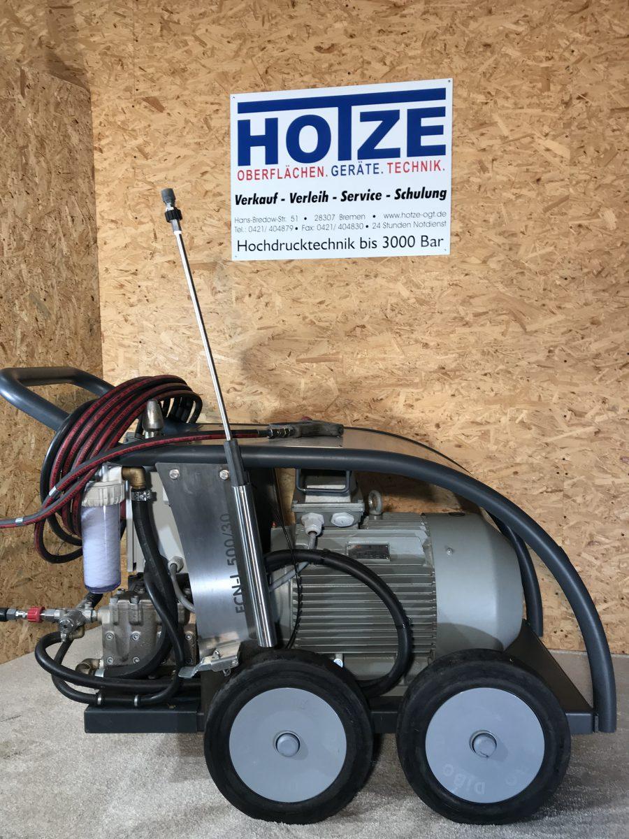 Hotze-OGT-Dibo ECN-L 500-30-500 Bar 30 Liter 400 Volt 63A