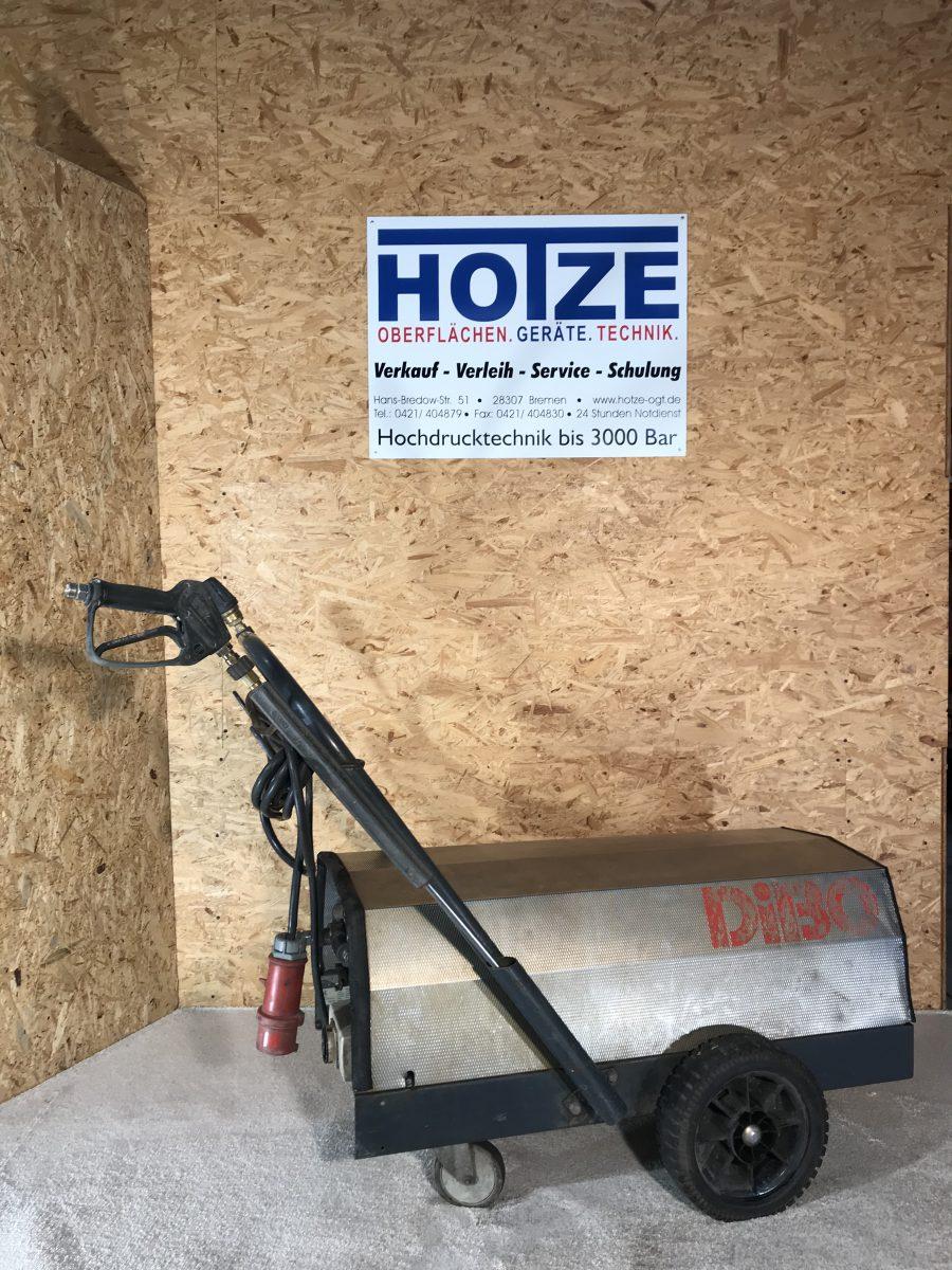 Hotze-OGT-Dibo ECNL 350-15-350 Bar 15 Liter 400 Volt 32A