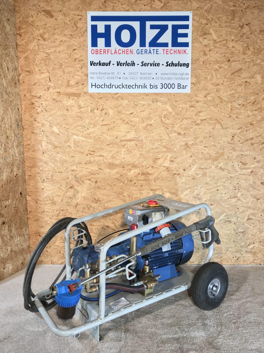 Hotze-OGT-Dynajet 500 me 500 Bar 15 Liter 400 Volt 16A