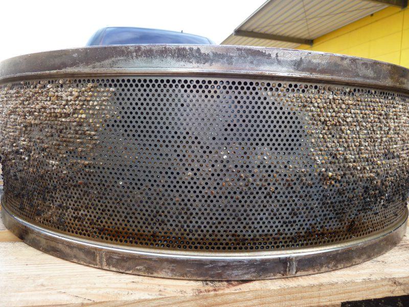 Hotze-OGT-Entschichten und Entlacken
