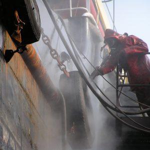 Hotze-OGT-Hochdruck-Wasserstrahlen